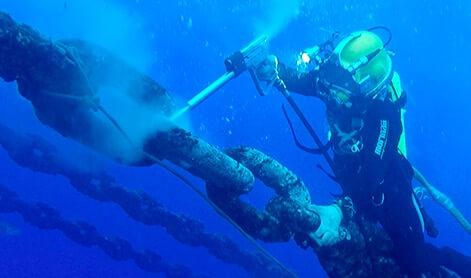 Serviços de Mergulho