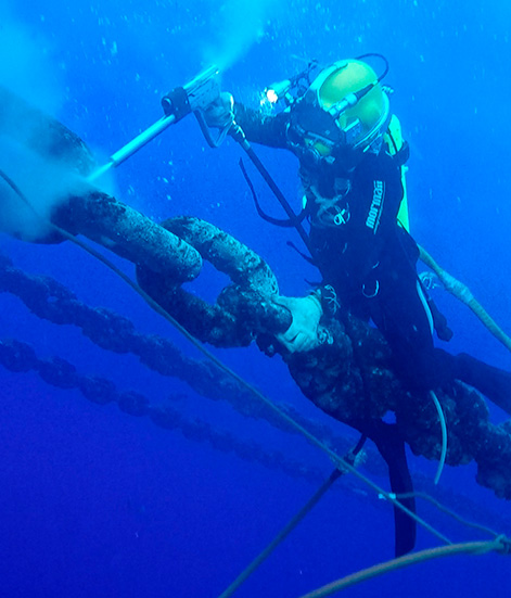 Servicios de Submarinismo