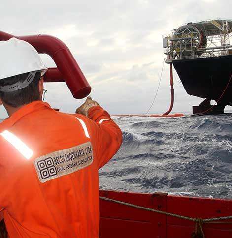 Servicios de Estructuras Flotantes Offshore