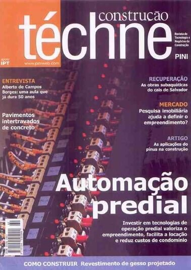 Revista Techne 1