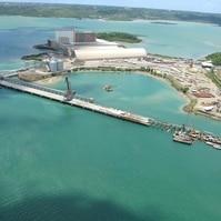 Construção de berço para navios - Obras Portuárias Belov
