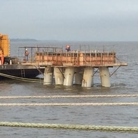 Construção de dolfins - Belov