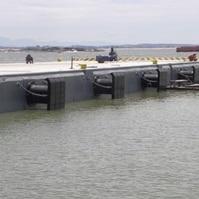 Recuperação estrutural de pier - Obras Portuárias Belov