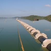 Emissário submarino - Obras Portuárias Belov