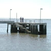Atracadouro Modulado Premoldado de Porto Seguro - Obras Portuárias Belov