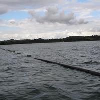 Travessia Submarina de Tubulção de Água Potável - BA - Obras Civis Subaquáticas Belov