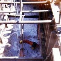 Instalação de Rede de Esgotamento - Obras Civis Subaquáticas Belov