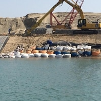 Porto da NFX no Porto de Açu - Obras Civis Subaquáticas Belov