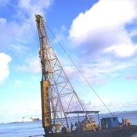 Derrocador à Frio - Obras Civis Subaquáticas Belov
