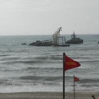 Derrocador à Quente - Obras Civis Subaquáticas Belov