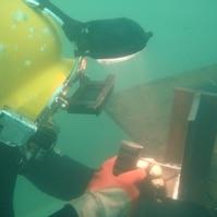 Treinamento e Qualificação em Solda Molhada Classe A - Serviços de Mergulho Belov