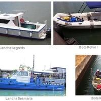 Embarcações próprias - Belov