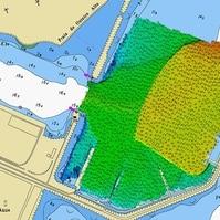 Batimetria Multifeixe Ordem Especial - Porto de Suape - PE - Serviços Hidrográficos Belov