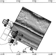 Mapa Sonográfico - Serviços Hidrográficos Belov
