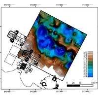 Mapa Embasamento Acustico - Serviços Hidrográficos Belov
