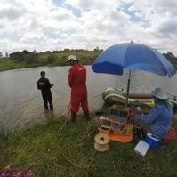 Inspeção travessia Porto Feliz - SP - Serviços Hidrográficos Belov