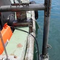 Correntometria - Aquisição de dados onshore - Serviços Hidrográficos Belov