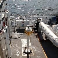 Correntometria - Aquisição de dados offshore - Serviços Hidrográficos Belov