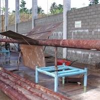 Boia Articulada em Construção - Sinalização Náutica Belov