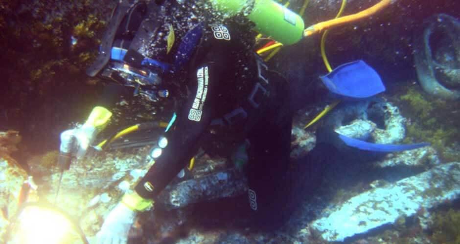 Soldas Subaquáticas Molhadas