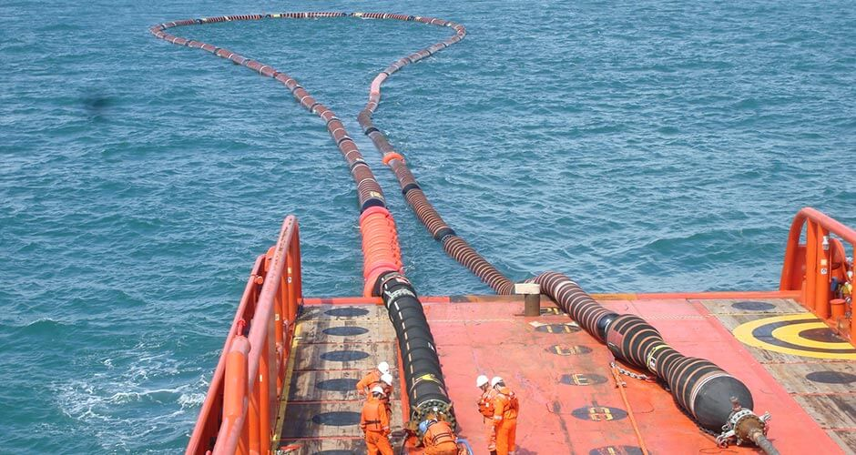 Offloading Lines