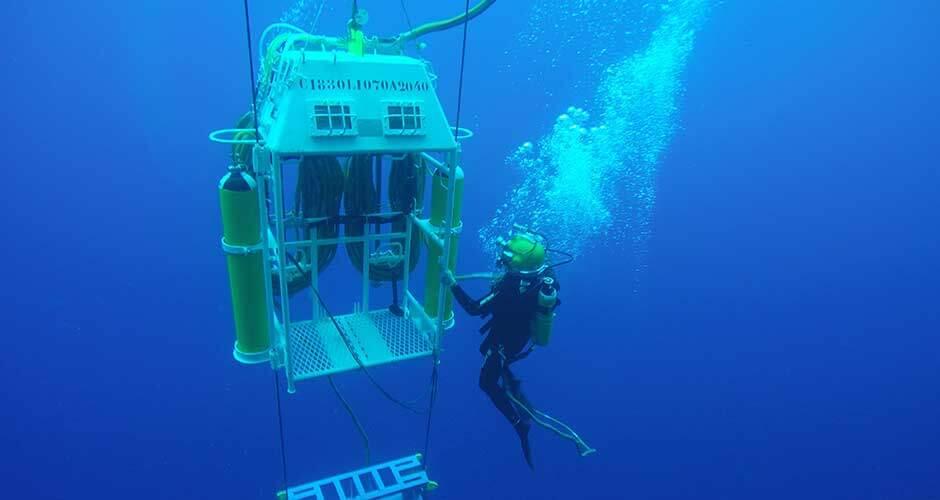 Inspección Subaquática
