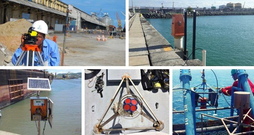Monitoramento Ambiental Portuário
